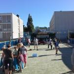Le Lycée Pro de Guérande accueillait la FDP en 2016
