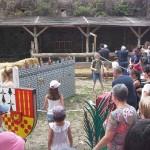 A l'assaut du château- fort