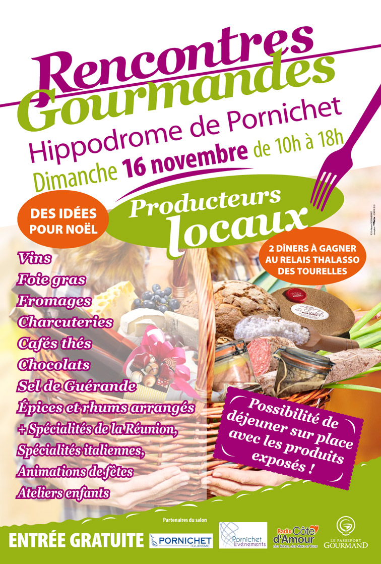 Rencontres gourmandes 2014