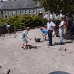 Jeux de quilles et de boules ont conquis leur public